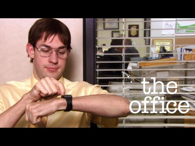 The Office US - Jim vs Dwight - Jim Impersonates Dwight