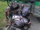 Обзор самодельного мини-трактора