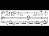 Una furtiva lagrima (L'elisir d'amore - G. Donizetti) Score Animation