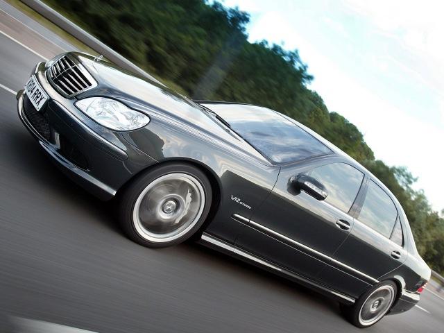 ЧO?! честный обзор Mercedes w220 s500 long - выпуск 1