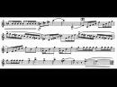 Malcolm Arnold Fantasy for Trumpet Op 100