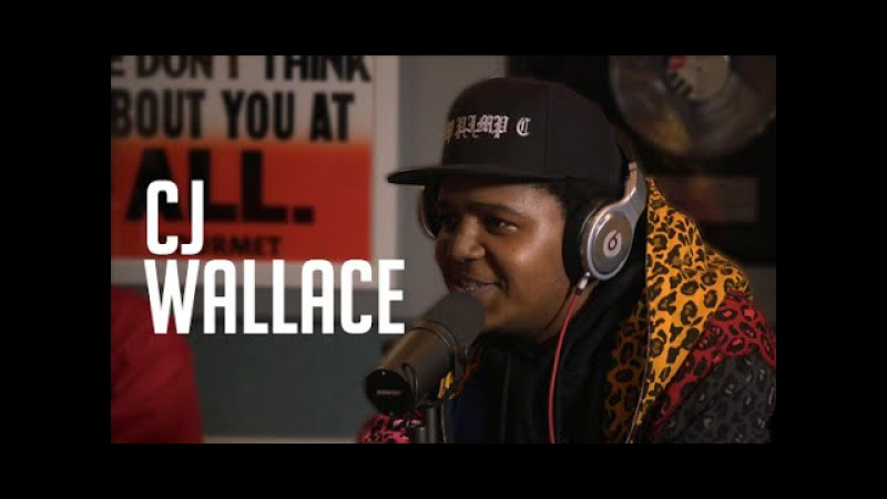 Can B.I.G's son spit? Hangs with white kids has a new group.. Ebro in the morning uncovers...