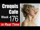 Croquis Cafe: Figure Drawing Resource No. 176