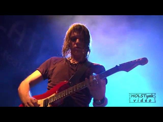 Nobody.one - Horizon. MAAK MY JAS TOUR '15. Москва, клуб ТеатрЪ (25.09.2015)