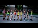 Танцевальный клип в стиле Salsatone DARA DANCE COMPANY