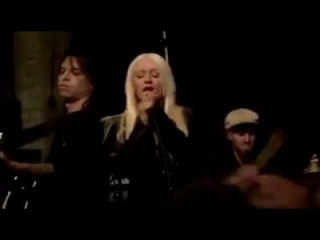 Christina Aguilera - Mother (Linda Perry's Party