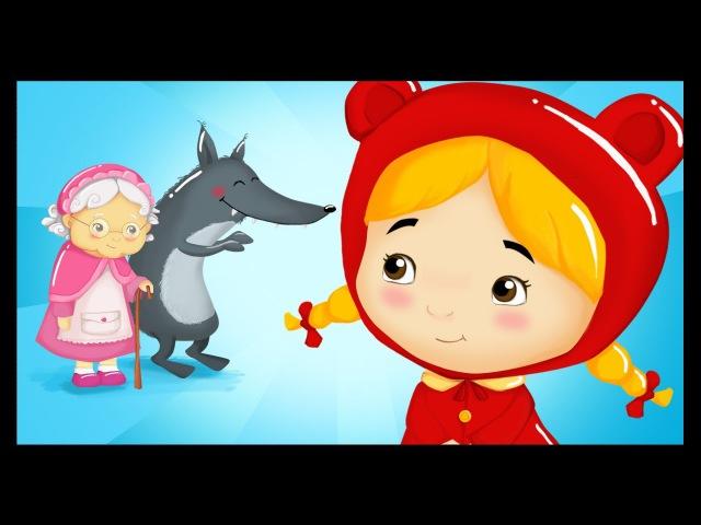 Le Petit Chaperon Rouge dessin animé en français