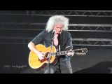 Brian May - HD - Somebody to Love (Acoustic) &amp Love of My Life - Hammersmith Apollo UK - July 12