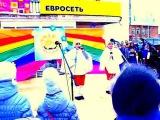 Мария Сугарей и Анна Кондратьева с песней