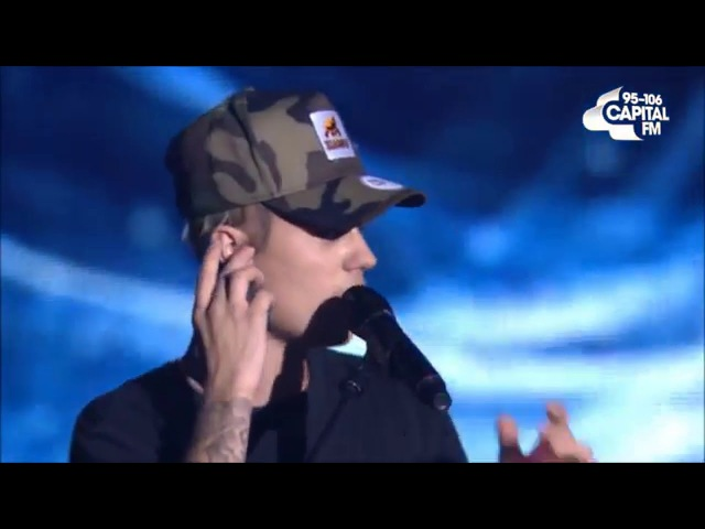 Justin Bieber - Jingle Ball - Capital FM - ( Live) - Full Concert