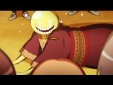 •AML• 1 серия - Класс убийц ТВ-2 / 2 сезон ( Ansatsu Kyoushitsu TV-2 ) [Русская озвучка - OVERLORDS (AniStar)]