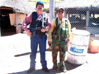 Мексиканский наркокартель объявил войну