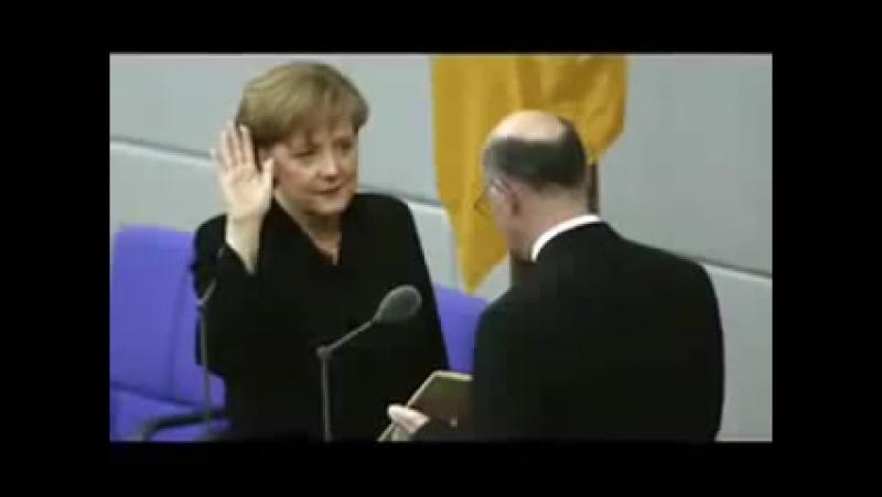 Angela Merkel_ _Denn wir haben wahrlich keinen Rechtsanspruch auf Demokratie und soziale Markt..