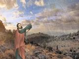 Пророк Захария Серповидец из 12-ти (ок. 520 до Р.Х.). Мульткалендарь. 21 февраля