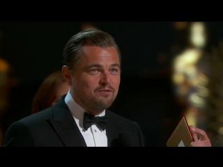 Леонардо ДиКаприо получил «Оскар»! Получил же, правда?