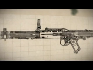 Пулемет MG-34_42. Телепрограмма. Оружие ТВ