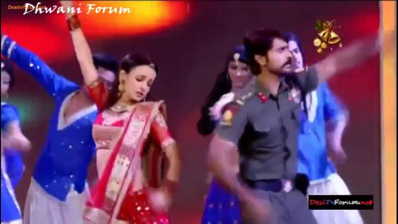 Sanaya Irani and Ashish Sharma - Rangrasiya