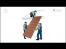 Монтаж кровли и металлочерепицы своими руками - видео инструкция 1