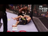 Yves Edwards vs. Josh Thomson / Ив Эдвардс - Джош Томпсон