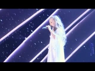1 Киркоров и Настя Петрик   Снег Песня года 2011