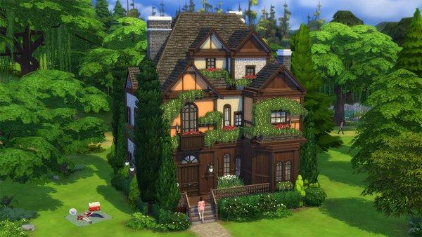 Family Tudor Home («Семейный Тюдоровский Дом»)