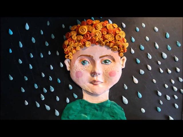 Колискова - пластиліновий кліп Кращого студента Закарпаття-2015