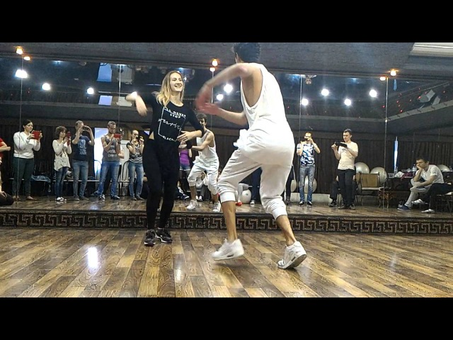 Sochi Salsa Weekend 2016 - Sergey Gazaryan ( salsa )