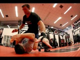 Luke Rockhold training highlights 2016