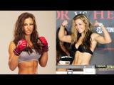 Миша Тейт | Тренировка для боя с Холли Холм на UFC 196