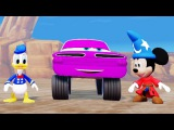 ♫Nursery Rhymes♫ with Spider-Man Mickey Mouse & Disney Donald Duck ! Kids video