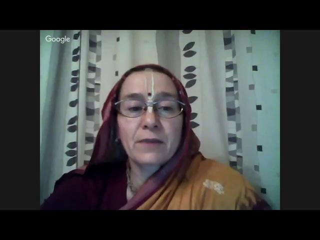 Калинди Прия д.д. Обязанности грихастха-ашрама