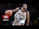 Jonathan Simmons Full SL Highlights vs Suns (2015.07.20) - 23 Pts, Finals MVP!
