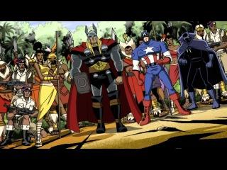 Мстители: Величайшие герои Земли - Новое Видение - Сезон 2 Серия 14 | Marvel