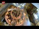 Новгородские археологи рассказали журналистам об итогах работ в Георгиевском соборе Юрьева монастыря