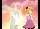 Хвост феи - Нацу и Люси Сердце