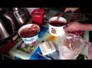 Семья Бровченко. Рецепт блинчиков из печенки - быстро, вкусно и без обжаривания в подс. масле.
