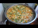 Семья Бровченко. Суп с галушками. Рецепт.