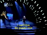 Without you - Air Supply (ingles - espa
