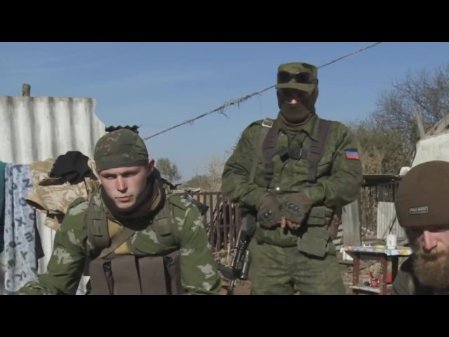 Ополченцы Мы хотим идти на Киев зачем нам перемирие. Ополчение Новороссии.