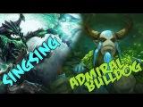 Dota 2 | Next Level - SingSing plays Outworld Devourer vs Admiral Bulldogs Natures Prophet
