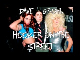 Dave Grohl-Hooker On The Street (en español)