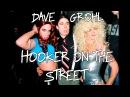 Dave Grohl-Hooker On The Street (en español)