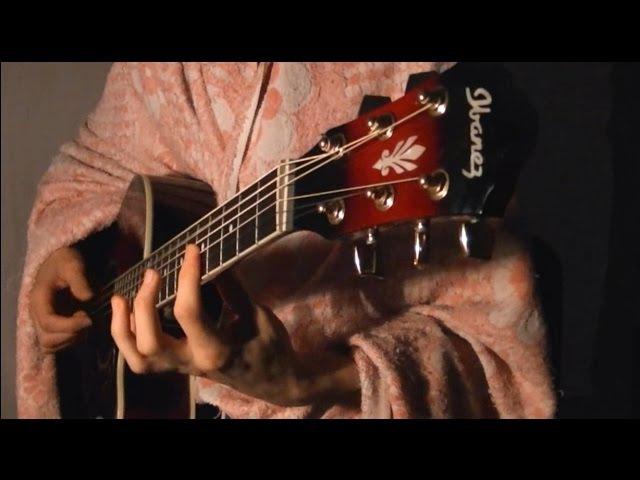 ГрОб - Всё идёт по плану│Fingerstyle guitar SOLO cover
