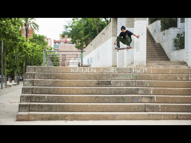 TJ Rogers: Smile | Barcelona Whitby Sessions