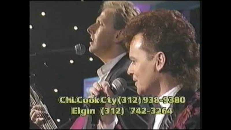 Air Supply perform 2 songs on the 1987 National Easter Seal Telethon