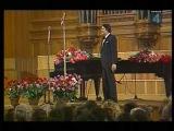 Юрий Гуляев  Весенние воды (Rachmaninov)