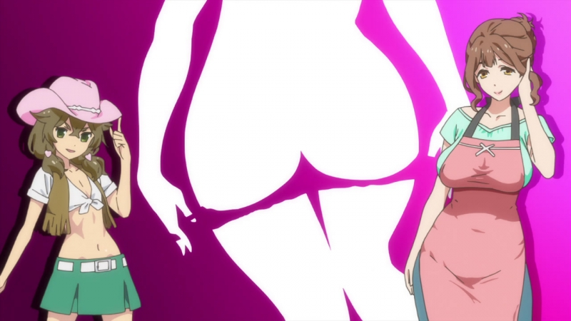 Valkyrie Drive: Mermaid / Сила Валькирии: Русалочка Opening