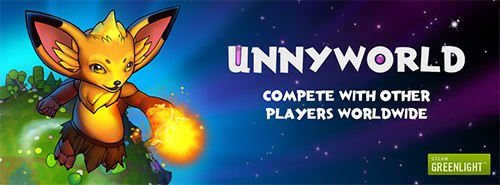 UnnyWorld - compete with other players worldwide