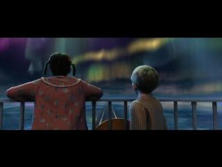 Полярный экспресс |2004| Режиссер: Роберт Земекис | фэнтези, приключения, мультфильм
