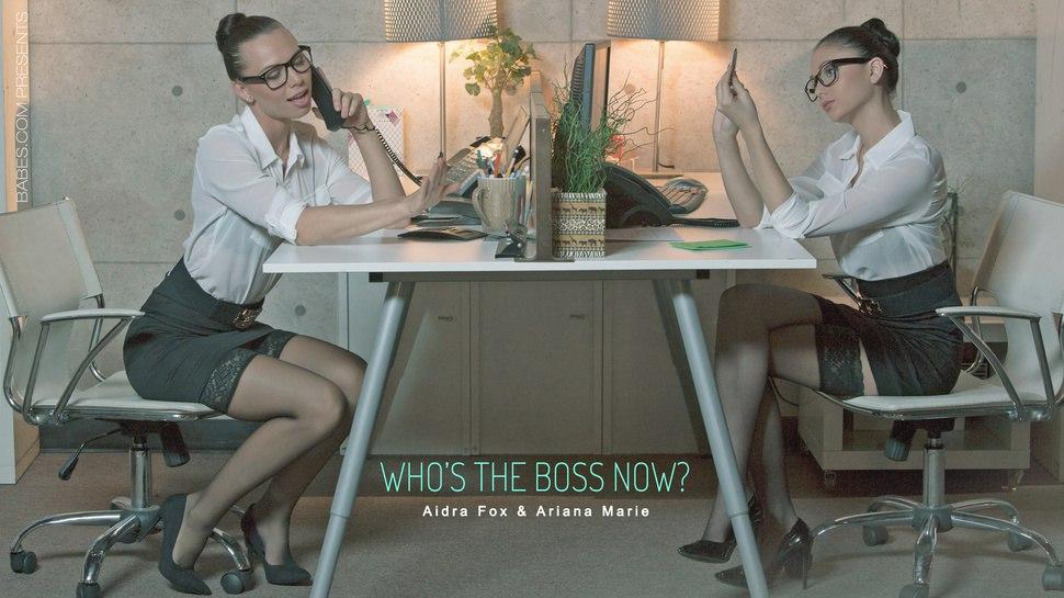 Babes – Whos The Boss Now – Aidra Fox, Ariana Marie